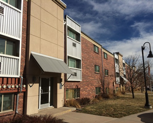 Allison Terrace Apartments/The Reserve at Water Tower Village